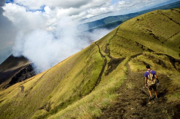 Nicaragua Granada wandern