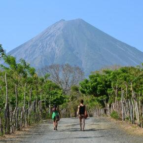 Nicaragua Ometepe Vulkan