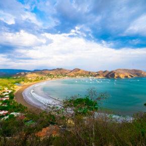 Nicaragua San Juan del Sur Küste