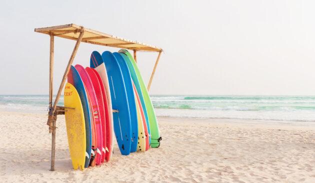 Nicaragua Surfbretter