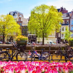 Kurztrip nach Amsterdam: Gutschein für 3 Tage im 4* Hotel mit Frühstück nur 89€