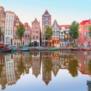 Holland: 2 Tage Amsterdam im tollen 4* Hotel nur 32€
