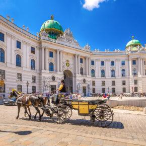 Winter-Wochenende in Wien: 2 Tage im TOP 4* Hotel mit Wellness für 27€