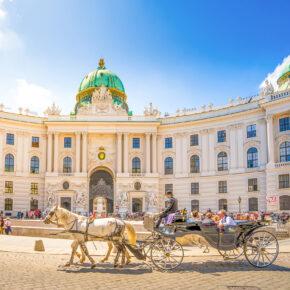 Nur heute: 3 Tage Wien im 3* Designhotel inkl. Frühstück für 46€