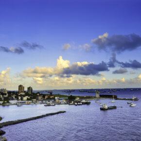 Panama Colan Hafen