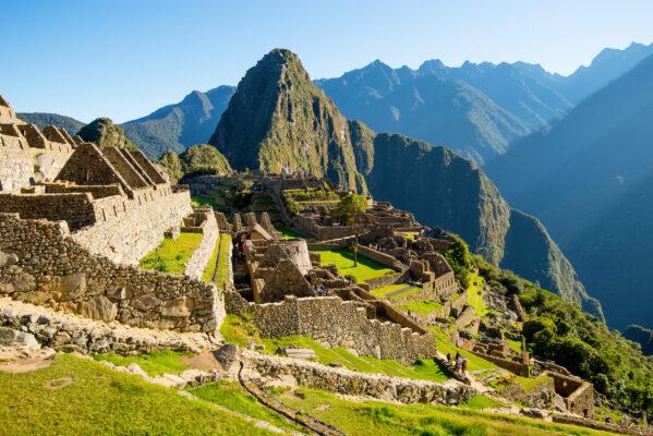 Urlaub zu Hause: Virtuell Reisen Machu Picchu