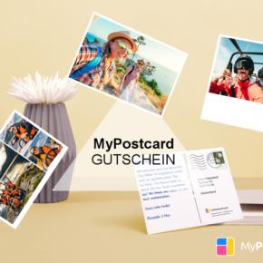 MyPostcard Gutschein: Sichert Euch Eure *kostenlose* Fotopostkarte