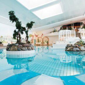 Familienausflug nach Bayern: 3 Tage im 3* AWARD Hotel mit Halbpension, Erlebnisbad & mehr ab 69€