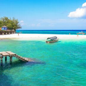Frühbucher Traumurlaub: 15 Tage Sansibar mit Hotel, Frühstück & Flug nur 383€