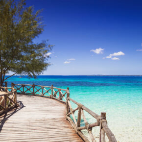 Trauminsel Sansibar: 12 Tage im 4* Hotel mit Infinity-Pool, Frühstück & Flug nur 555€