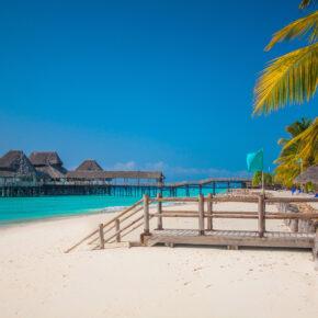 Traumurlaub: 9 Tage auf Sansibar im guten 3.5* Hotel mit All Inclusive, Flug & Transfer für 549€