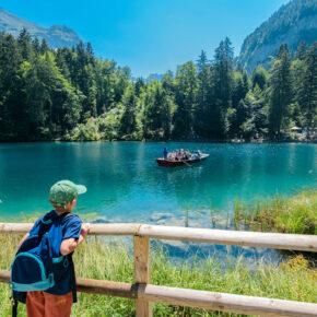Sommer-Wochenende in der Schweiz: 3 Tage nahe Blausee im 3.5* Hotel mit HP & Spa nur 139€