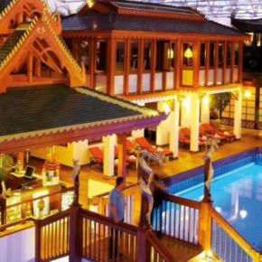 Sieben Welten Therme: 2 Tage im TOP 4* Hotel mit Frühstück & Eintritt ab 88€