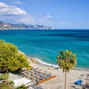 Spanische Sonne: 8 Tage Costa del Sol im Apartment mit Meerblick & Flug nur 83€