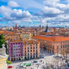 Unglaublich günstig in die spanische Hauptstadt: Flüge nach Madrid für 5€