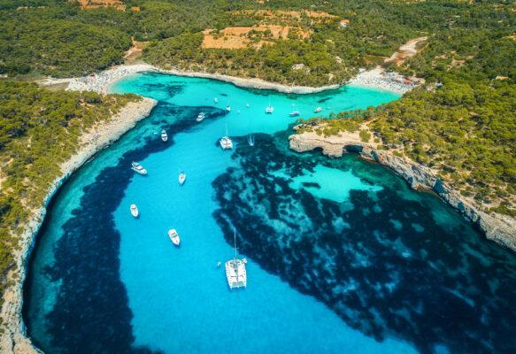 Spanien Mallorca Balearen Meer