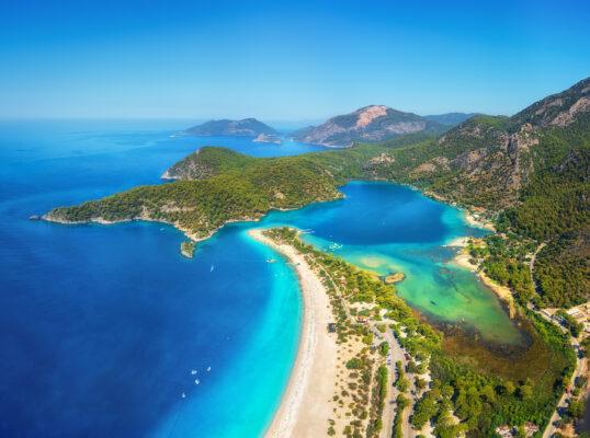 Türkei Blue Lagoon Landschaft