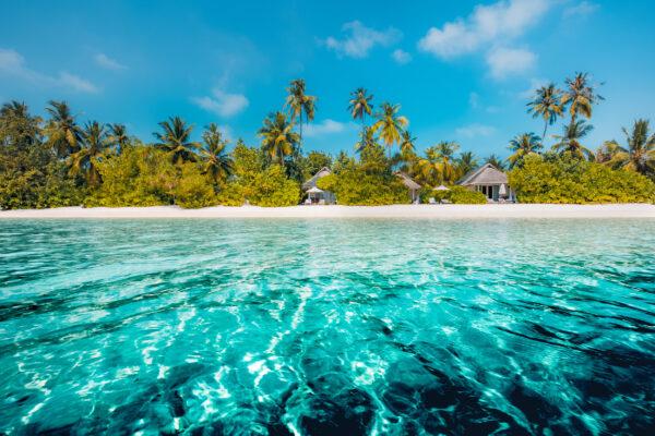 Tahiti Karibik Strand
