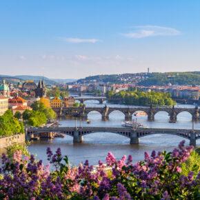 Wochenende in Prag: 2 Tage im zentralen TOP 4* Hotel inkl. Frühstück nur 21€