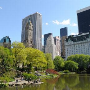 Kurzurlaub in die USA: 5 Tage New York im TOP 4* Hotel mitten in Manhattan mit Direktflug nur 499€