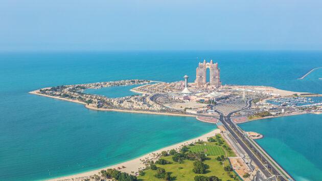 VAE Abu Dhabi Marina Mall