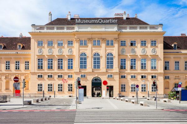 Österreich Wien Museumsquartier