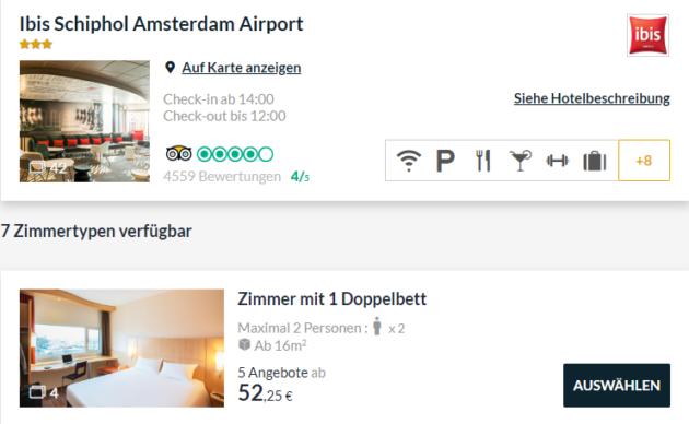 2 Tage Amsterdam