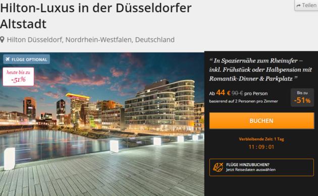 2 Tage Düsseldorf