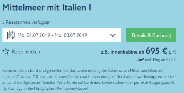 8 Tage Mittelmeer Kreuzfahrt-schnaeppchen-3004