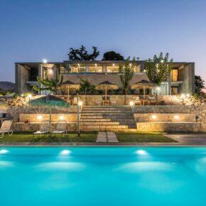 Villa Pool Kreta