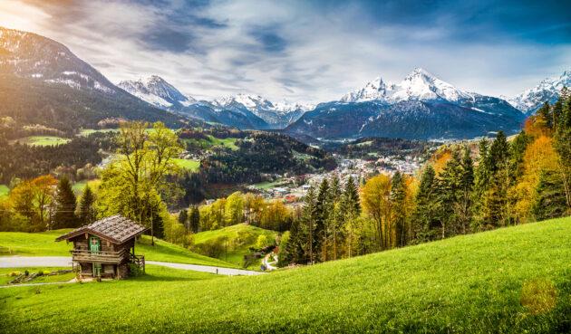 Bayern Nationalpark Berchtesgaden