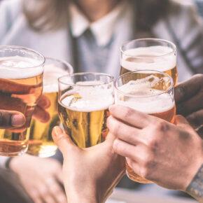 Bier Freunde
