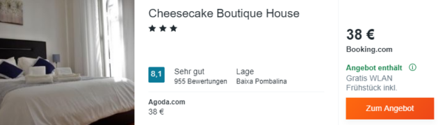 Cheesecake Deal