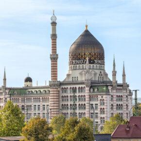 Deutschland Dresden Yenidze