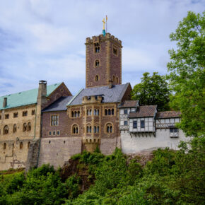 Deutschland Eisenach Wartburg