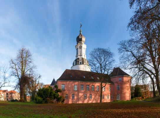 Deutschland Jever Schloss