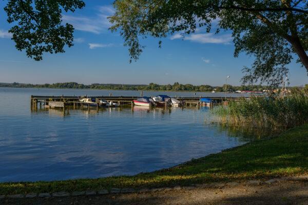 Deutschland Kleinseenplatte Zierker See