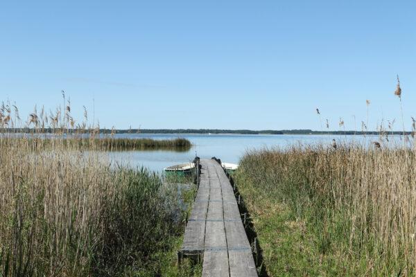 Deutschland Mecklenburgische Seenplatte Kölpinsee