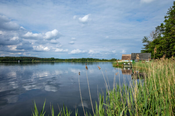 Deutschland Mecklenburgische Seenplatte Krakauer See
