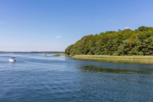Deutschland Mecklenburgische Seenplatte Plauer See