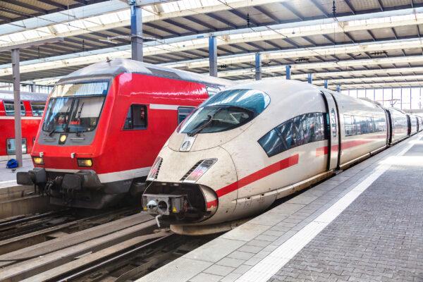 Deutschland München Hauptbahnhof