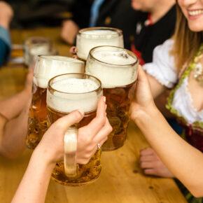 Deutschland Oktoberfest Bier