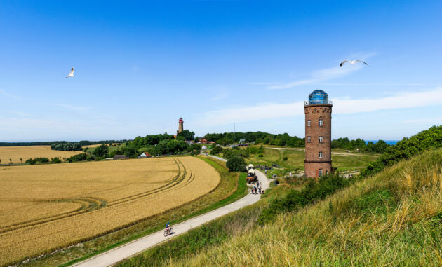Rügen Urlaub: Kap Arkona