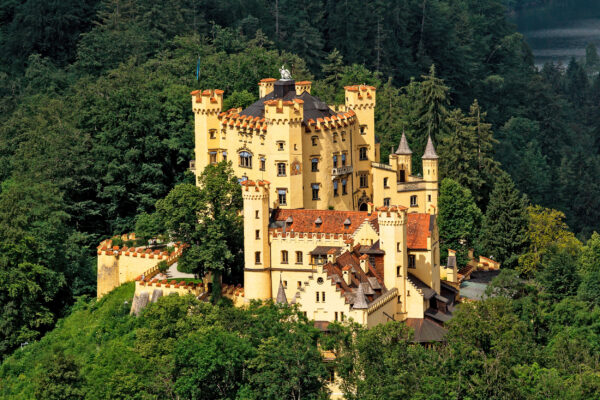 Deutschland Schloss Hohenschwangau