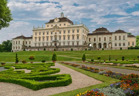 Deutschland Schloss Ludwigsburg