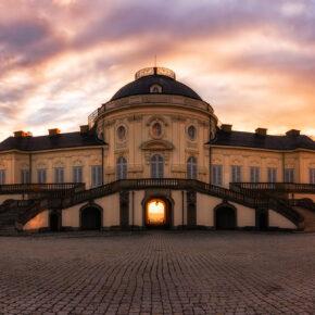 Deutschland Stuttgart Königspalast