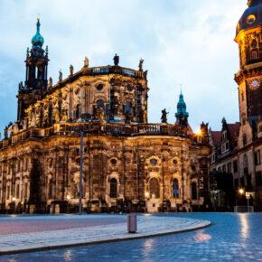 Silvester in Dresden: 2 Tage im 3* Hotel inkl. Frühstück für 34€