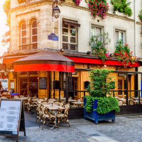 Paris am Wochenende: 2 Tage im stylischen TOP 3* Hotel mit Frühstück ab 49€