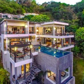 Grandiose LUXUS-VILLA! 8 Tage Phuket mit Frühstück, Transfer, Pool, Hot Tub, Meerblick & mehr ab 418€ p.P.