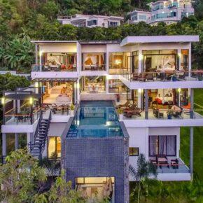 Grand Villa Luxury Frontal